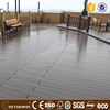 outdoor flooring designs WPC terrace decking soulation