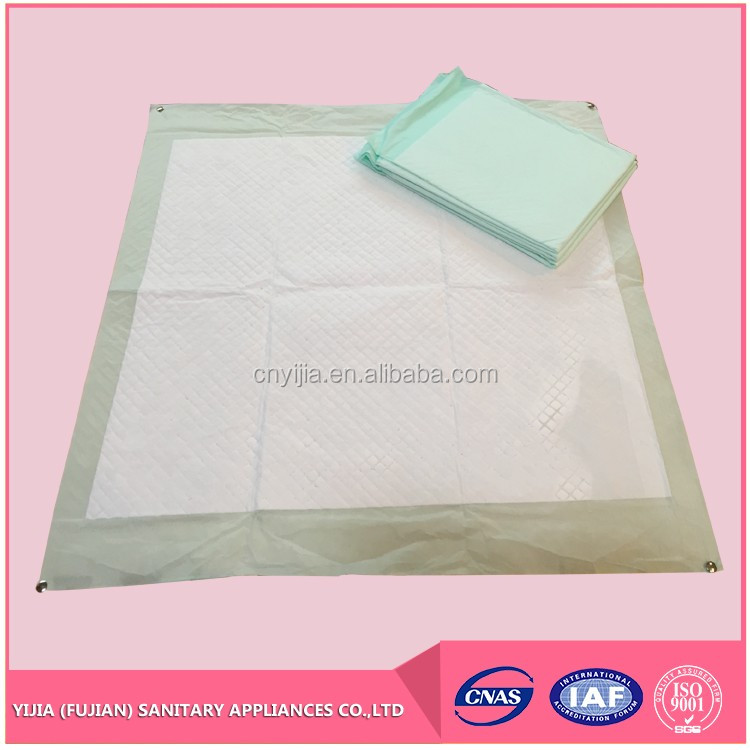 Wholesale nursing mattress,Hospital Underp adadult disposabl incontinence pad For Beds