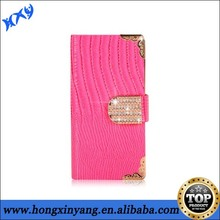 High quality wallet card holder Leather Case For iPhone5 New iPhone