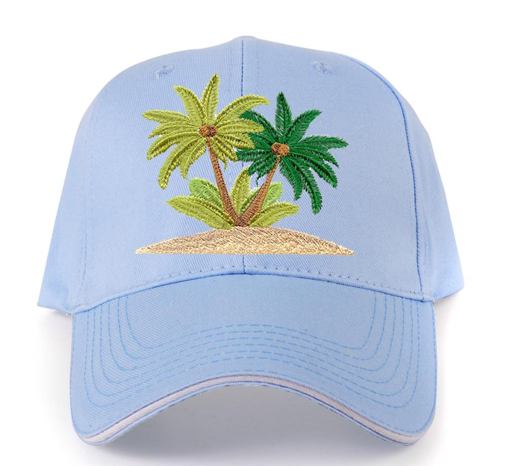 High quality embroideried baseball cap 6 panels sports cap cotton polyester caps and hats