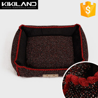 Selected materials cute car shaped dog bed with High quality