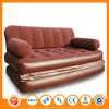 Inflatable camping sofas PVC air bed 5 in 1 sofa bed