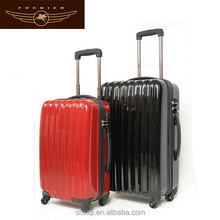 ABS PC new fashion best travel luggage one travel suitcase