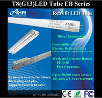 T8 LED TUBE LIGHT - End Input Safety requirements under IEC 62776