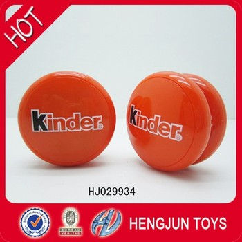 sending 50USD cash coupon plastic yoyo ball for kids with EN71 certification