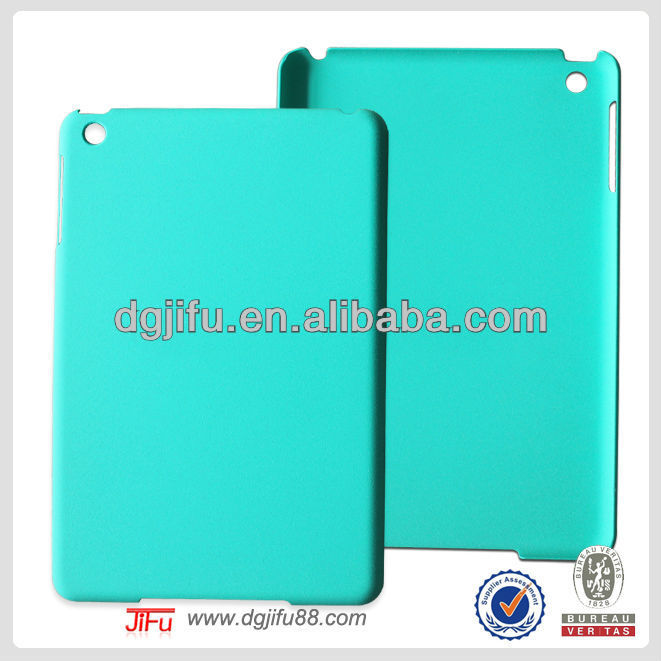 0.85mm oil finished tablet pc case for apple ipad mini 2