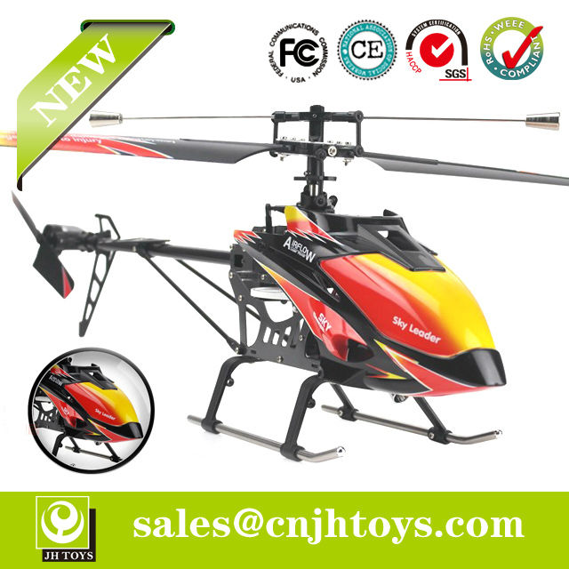 HOT SELLING Large Size 2.4G 4CH Single Blade RC Helicopter V913