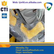 PE disposable plastic car cover