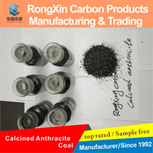 Calcined Anthracite Coal for Steel Casting as Carbon Additive/Carburant with Factory Price