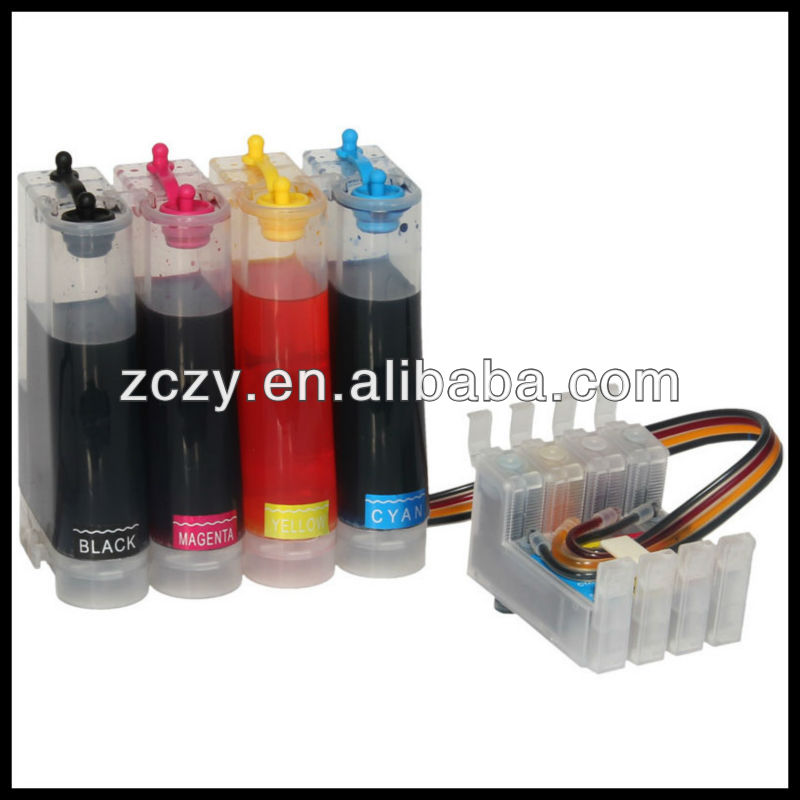 CISS ink cartridge for Epson T13 Printer (New!!!)