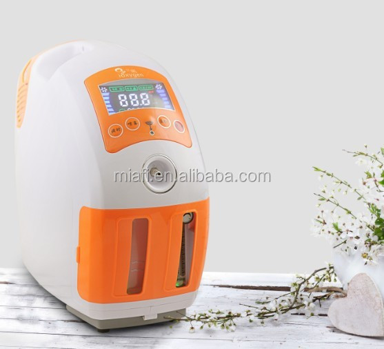 MAF High-end Spray portable battery operated oxygen concentrator oxygen generator for room