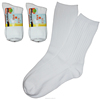 Wholesale Cotton Seamless School Student Socks