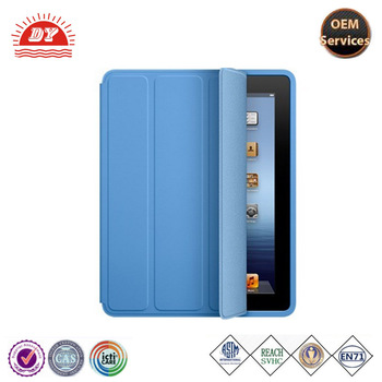 Ultra Slim unbreakable protective leather case for ipad