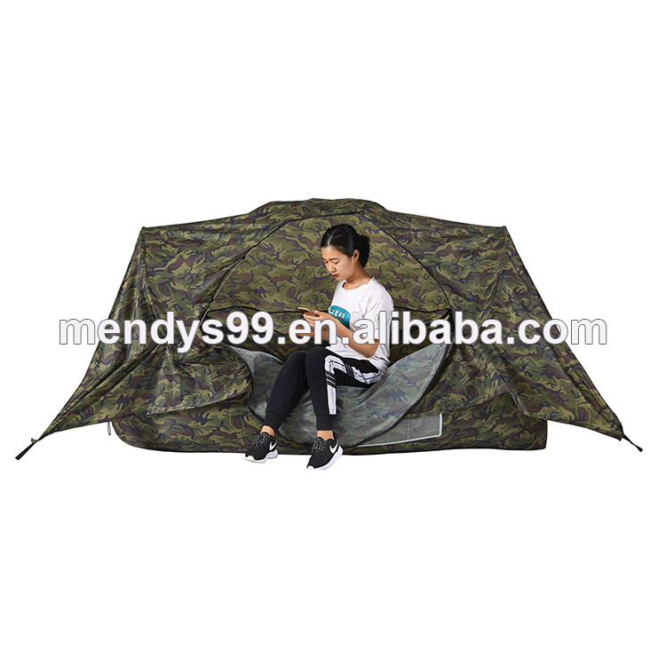Latest fashion outdoor inflatable camping nylon tents