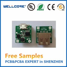High TG fr4 PCB mp3 usb fm circuit