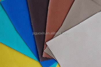 PU synthetic leather for shoe upper(GX-YYWX)