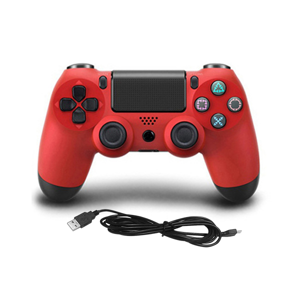 Wired Game <strong>controller</strong> for PS4 <strong>Controller</strong> for Sony Playstation 4 for DualShock Vibration Joystick Gamepads for Play Station 4