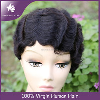 hot sale could be dyed or bleached brazilian hair wig