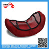 Red 100% Sunscreen Polyester 3D Air Mesh kawasaki motorcycle seat covers