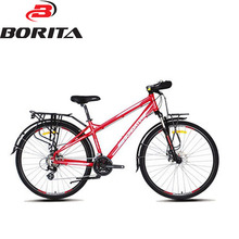 Wholesale aluminum alloy 28 inch Adults Bicycle 24 gear speed outdoor trekking bike