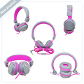 Customized Brand Wired Music Headphone with gift box