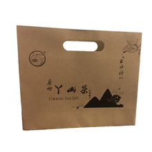 personalized brown paper bag&brown kraft paper bag&white paper bag