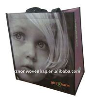 customized Laminated PP Non Woven Tote Bag