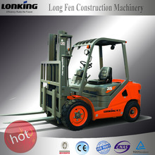 china Lonking 3 ton self Loading forklift at new forklift prices