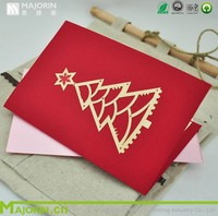 New beautiful Christmas greeting card design