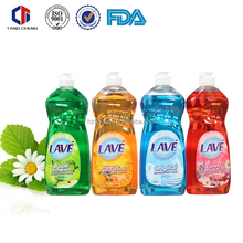 OEM chemical formula dishwashing liquid with different scents
