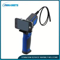 20m underwater handheld drain sewer snake inspection camera h0tWL microscope camera for sale