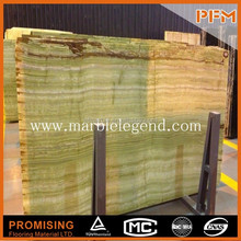 Straight cutting green onyx office interior wall and floor tiles marble lahore pakistan