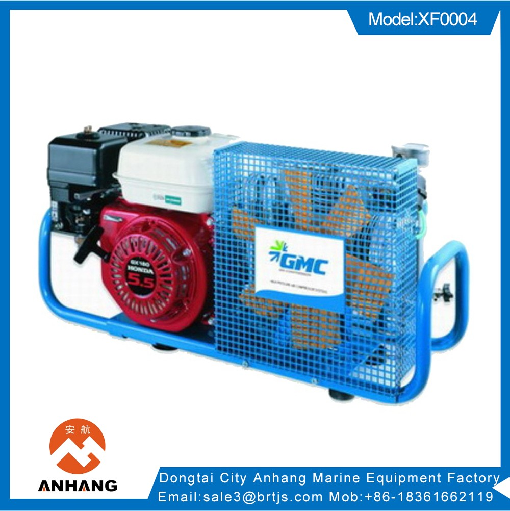 diving breathing air compressor
