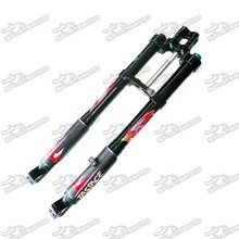 Dirt Pit Bike Fastace Front Forks With Triple Clamps Kit AS-02RC