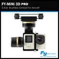 FeiyuTech 3 axis brushless aircraft gimbal for gopro 4
