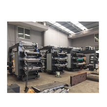 YT Model 4 color plastic film/paper flexo printing machine price