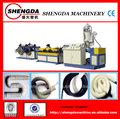 Extruder For Electric Wire Plastic Single Wall Corrugated Pipe/Extruder PVC Pipe