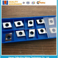 CBN Insert Diamond Cutter PCD Cutting