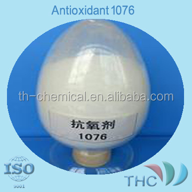phenolic antioxidants 1076 Cas No 2082-79-3 shanghai THC