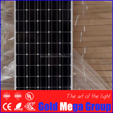 High Efficiency 5W--300W Grade A solar panel / factory competitive price mini solar panel