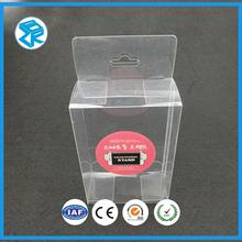 Antistatic Cusom Plastic Flocking Blister Tray Colorful For Cosmetic