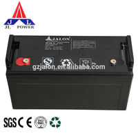 high quality 12v200ah lead acid baterias for solar system