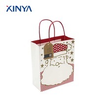 Large quantity sales packaging good workmanship luxury shopping paper bag