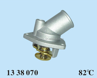 Car Thermostat For Opel Spare Parts 1338063 1338060