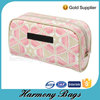 Promotional Custom Cosmetic beauty case pink