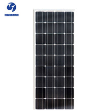 Popular white/black Professional pv module solar panel 100w