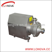 Sanitary stainless steel self-priming pump price