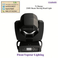 Osram sharpy 7R moving head beam light beam 7r lamp, stage light effect 230W sharpy baem 7r MSD light P-VIP 180-230/1.0 E20.6