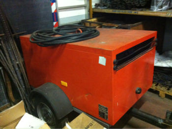 Air-Compressor DEMAG Mannesmann SC20DS-1