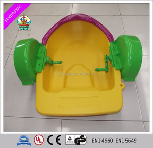 Safe Parent-child Panddle Wheel Boat Hand Paddle Boat For kid